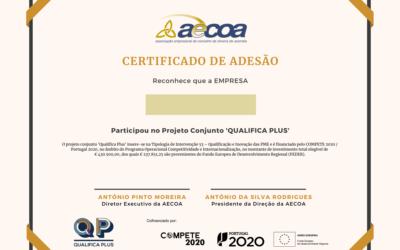 Sessão de encerramento | Entrega de Certificados de Adesão